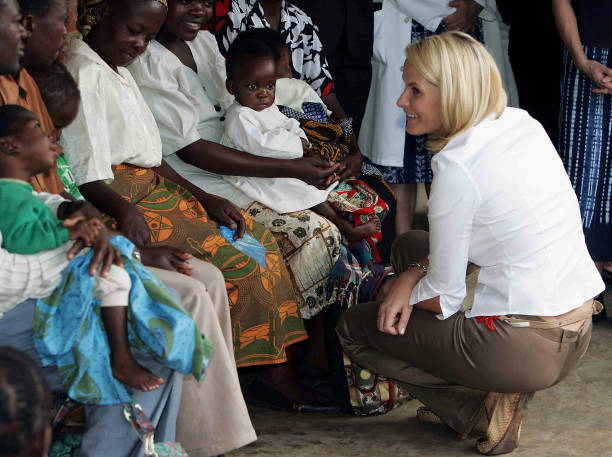 Crown Princess Mette-Marit Visits Malawi - Day Three:ニュース(壁紙.com)