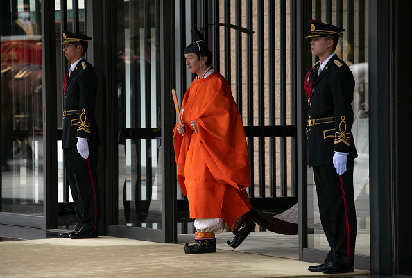 Japanese Royalty「Japan Proclaims Crown Prince Akishino First In Line To Imperial Throne」:写真・画像(8)[壁紙.com]