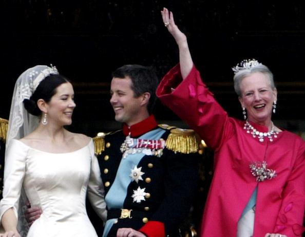 Jewelry「Wedding Of Danish Crown Prince Frederik and Mary Donaldson」:写真・画像(15)[壁紙.com]