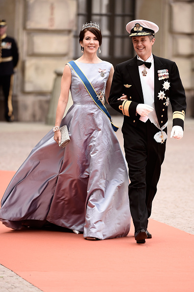 Denmark「Ceremony And Arrivals:  Wedding Of Prince Carl Philip Of Sweden And Sofia Hellqvist」:写真・画像(9)[壁紙.com]