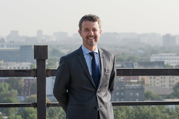 Prince - Royal Person「Danish Crown Prince Frederik Visits China - Day 2」:写真・画像(11)[壁紙.com]