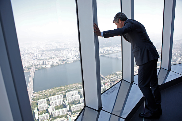 Office Building Exterior「Crown Prince And Princess of Denmark Visit South Korea - Day 3」:写真・画像(6)[壁紙.com]