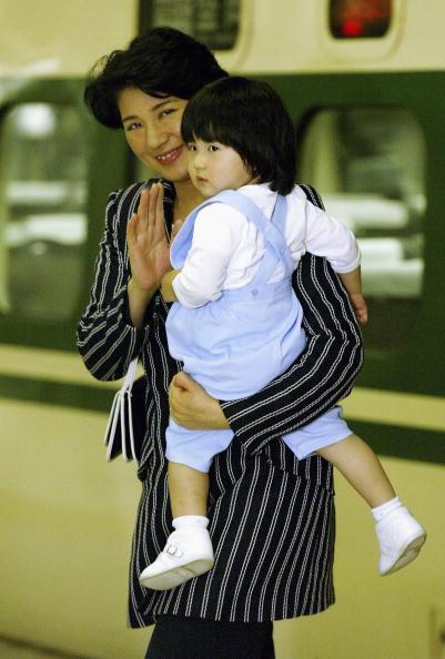 Japanese Royalty「Crown Princess Masako And Princess Aiko」:写真・画像(4)[壁紙.com]