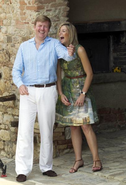 King Willem-Alexander「Dutch Royal Family - Holiday Photo Session in Tavernelle」:写真・画像(17)[壁紙.com]