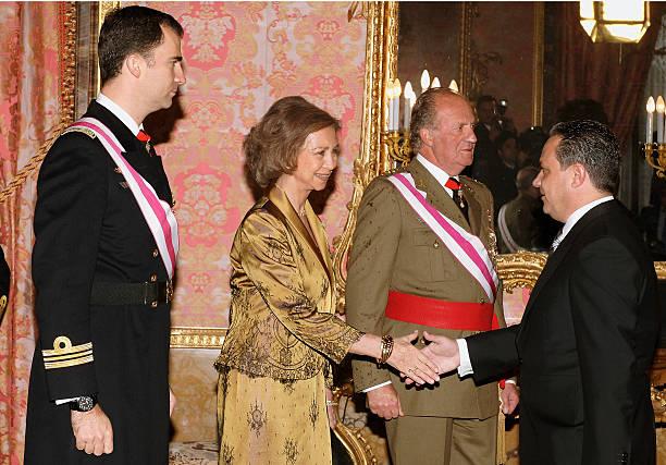 "Spanish Royals Attend ""Pascua Militar"" Day:ニュース(壁紙.com)"