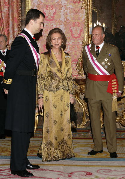 "Epiphany Prince「Spanish Royals Attend ""Pascua Militar"" Day」:写真・画像(12)[壁紙.com]"