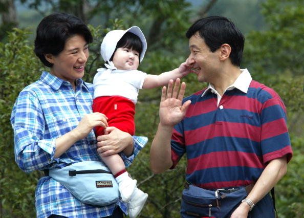 Japanese Royalty「Crown Prince Naruhito Visits Europe」:写真・画像(3)[壁紙.com]