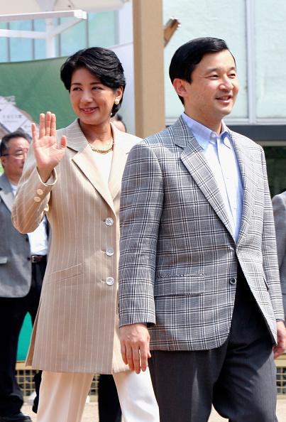 Emperor Of Japan「Japanese Crown Princess Masako and Crown Prince Naruhito Visit Aichi Expo」:写真・画像(10)[壁紙.com]