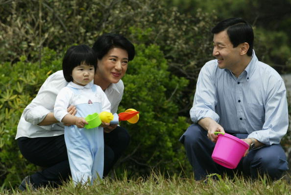 Japanese Royalty「Princess Aiko And Parents At The Coast」:写真・画像(10)[壁紙.com]
