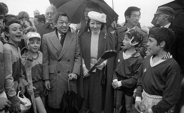 Japanese Royalty「Japanese Royal Visit 1985」:写真・画像(17)[壁紙.com]