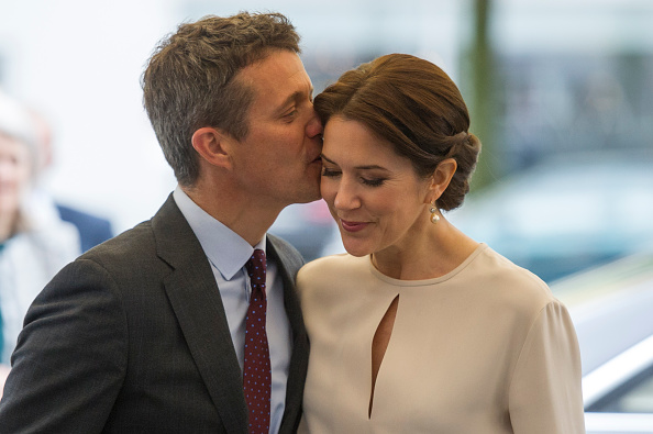 Denmark「Crown Prince Frederik And Crown Princess Mary Of Denmark Visit Germany」:写真・画像(2)[壁紙.com]