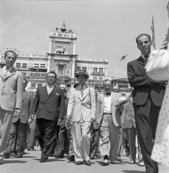 Japanese Royalty「Akihito In Venice」:写真・画像(0)[壁紙.com]