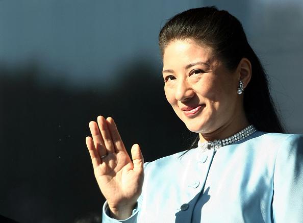Japanese Royalty「Japanese Imperial Family Celebrate New Year」:写真・画像(4)[壁紙.com]