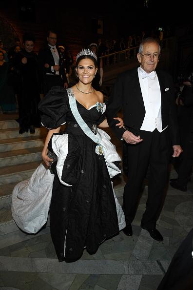 Stockholm「Nobel Prize Banquet 2019 In Stockholm」:写真・画像(8)[壁紙.com]