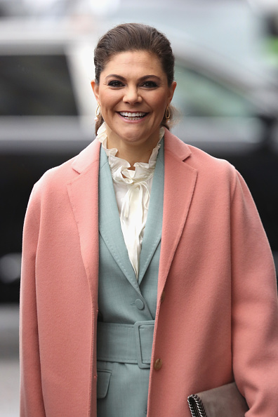 Crown Princess Victoria of Sweden「The Duke And Duchess Of Cambridge Visit Sweden And Norway - Day 2」:写真・画像(7)[壁紙.com]