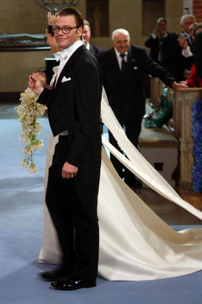 Ceremony「Wedding Of Swedish Crown Princess Victoria & Daniel Westling - Ceremony」:写真・画像(11)[壁紙.com]