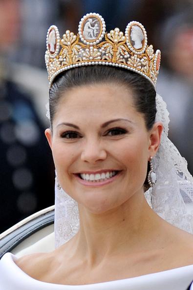 Crown Princess Victoria of Sweden「Wedding Of Swedish Crown Princess Victoria & Daniel Westling - Cortege」:写真・画像(0)[壁紙.com]