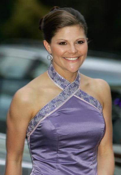 Sweden「Swedish Crown Princess Victoria Attends Gala Dinner」:写真・画像(10)[壁紙.com]