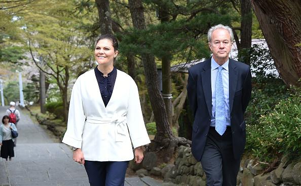 日本「Crown Princess Victoria Of Sweden Visits Japan - Day 4」:写真・画像(6)[壁紙.com]