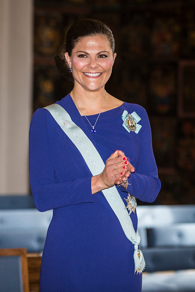 Crown Princess Victoria of Sweden「Crown Princess Victoria Of Sweden Attends the Royal Patriotic Society's Annual Event」:写真・画像(11)[壁紙.com]