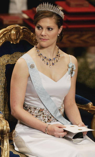 Swedish Royalty「Nobel Foundation Prize 2005」:写真・画像(9)[壁紙.com]