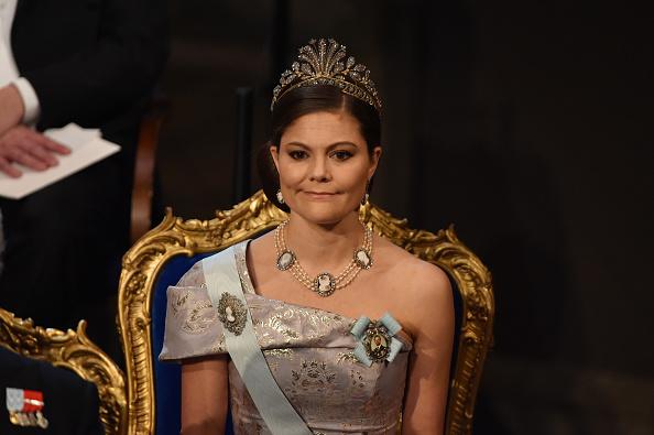 Swedish Royalty「The Nobel Prize Award Ceremony 2016」:写真・画像(11)[壁紙.com]