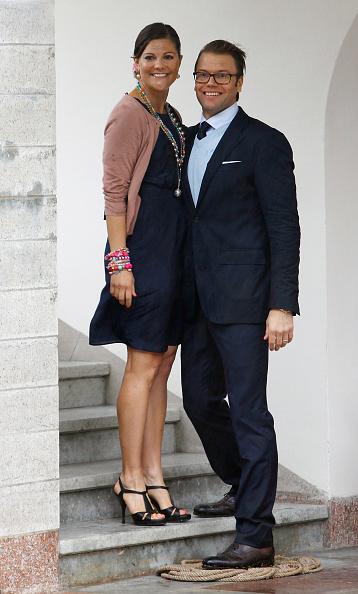 Navy Blue「Swedish Royal Family Celebrates Crown Princess Victoria's 34th Birthday」:写真・画像(13)[壁紙.com]