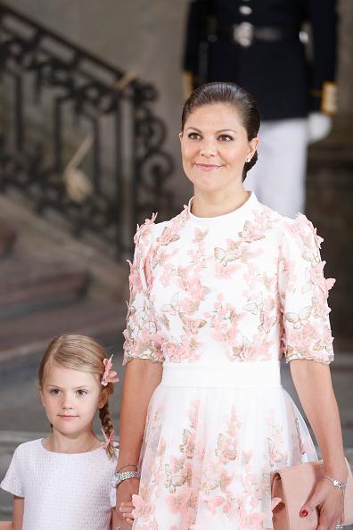 Crown Princess Victoria of Sweden「The Crown Princess Victoria of Sweden's 40th birthday Celebrations in Stockholm」:写真・画像(8)[壁紙.com]