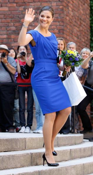 ドレス「Swedish Royals Celebrate Sweden's National Day」:写真・画像(15)[壁紙.com]