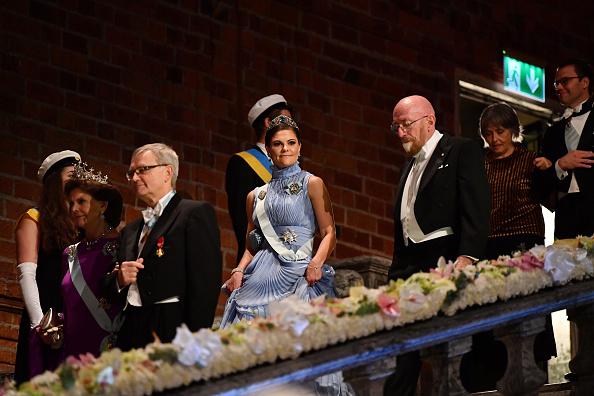 Swedish Royalty「Nobel Prize Banquet 2017, Stockholm」:写真・画像(14)[壁紙.com]