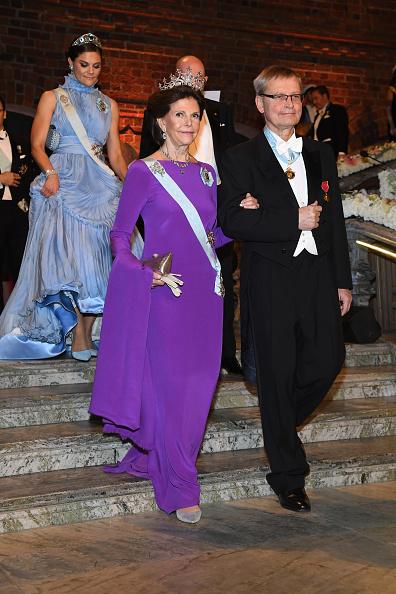 Swedish Royalty「Nobel Prize Banquet 2017, Stockholm」:写真・画像(13)[壁紙.com]