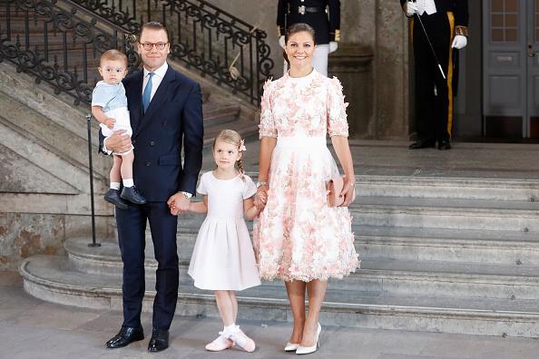 Crown Princess Victoria of Sweden「The Crown Princess Victoria of Sweden's 40th birthday Celebrations in Stockholm」:写真・画像(5)[壁紙.com]