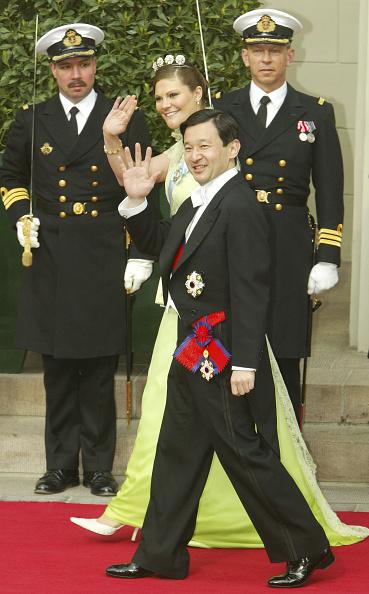 Japanese Royalty「Wedding Of Danish Crown Prince Frederik and Mary Donaldson」:写真・画像(3)[壁紙.com]