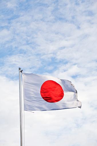 Patriotism「Flag of Japan」:スマホ壁紙(16)