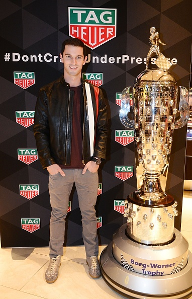 Gerardo Mora「TAG Heuer Indy Car Season Kick Off Event」:写真・画像(14)[壁紙.com]