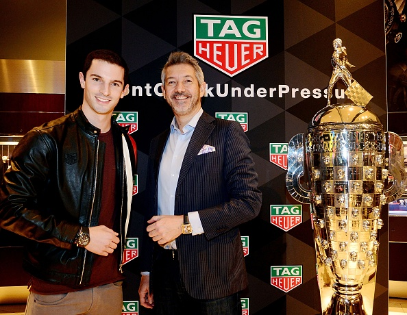 Gerardo Mora「TAG Heuer Indy Car Season Kick Off Event」:写真・画像(13)[壁紙.com]