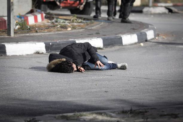 West Bank「Palestinian Stabbing Attack Near Ramallah」:写真・画像(8)[壁紙.com]