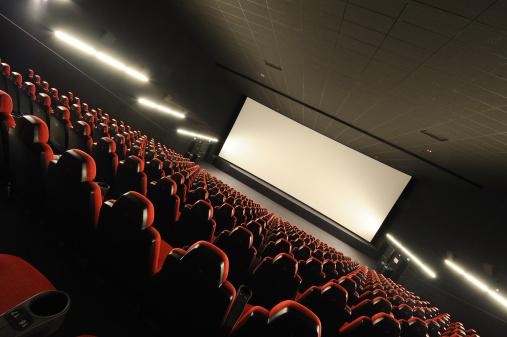 Film Festival「Empty movie theather」:スマホ壁紙(11)
