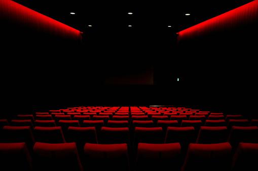 Side By Side「Empty movie theatre」:スマホ壁紙(0)
