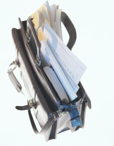 Briefcase「Overstuffed Briefcase」:スマホ壁紙(4)