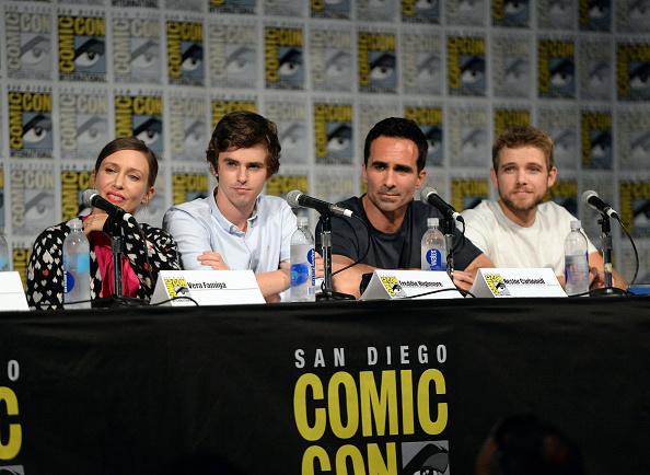 "San Diego Convention Center「""Bates Motel"" On A&E - Comic Con Panel 2016」:写真・画像(3)[壁紙.com]"