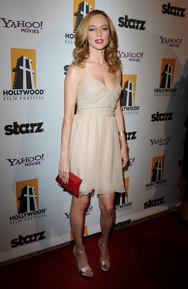 Sleeveless Dress「14th Annual Hollywood Awards Gala - Red Carpet」:写真・画像(19)[壁紙.com]