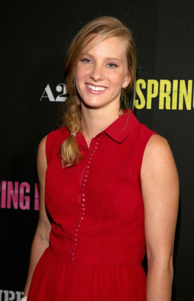 上半身「Premiere For 'Spring Breakers' - Red Carpet」:写真・画像(13)[壁紙.com]
