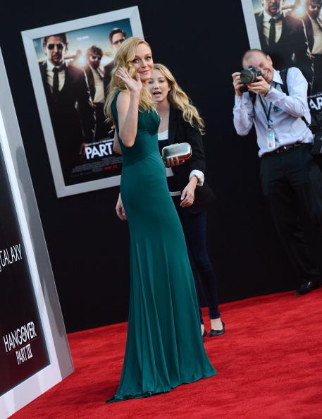 "Gold Purse「Premiere of Warner Bros. Pictures' ""Hangover Part 3"" - Arrivals」:写真・画像(4)[壁紙.com]"