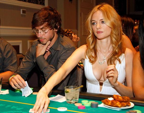 "Comedy Film「""The Hangover"" Celebrity Poker Tournament At Caesars Palace」:写真・画像(13)[壁紙.com]"