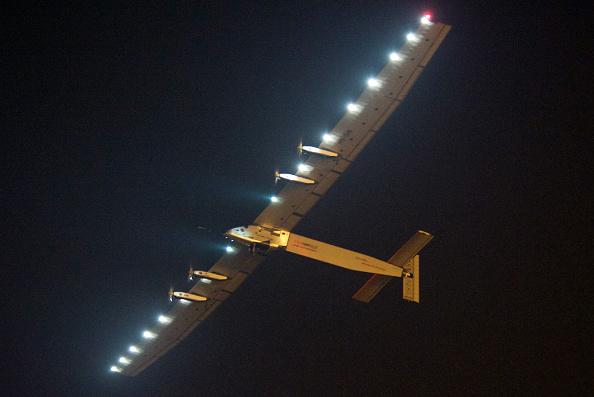 VCG「World's Biggest Solar Plane Departs From China」:写真・画像(14)[壁紙.com]