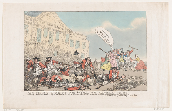 Paying「Sir Cecils Budget For Paying The National Debt」:写真・画像(6)[壁紙.com]