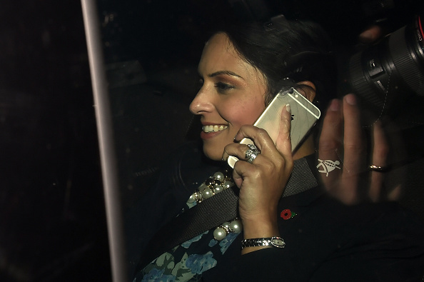 Politician「Priti Patel's Future In Doubt After Details Of More Israeli Meetings Emerge」:写真・画像(15)[壁紙.com]