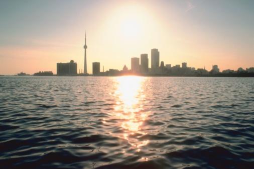 Great Lakes「Toronto skyline, Canada」:スマホ壁紙(15)