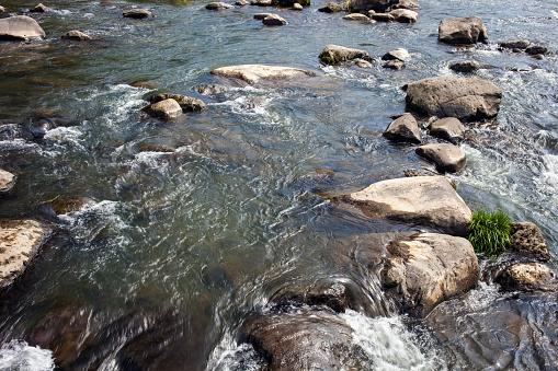 Japan「Mountain stream」:スマホ壁紙(8)